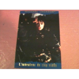 Michael Jackson Trading Cards Panini 1996 France N°126