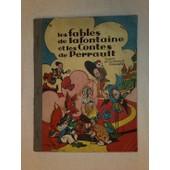 Les Fables De Lafontaine Et Les Contes De Perrault -- Illustr�s Par Emmanuel Cocard de Lafontaine Et Perrault