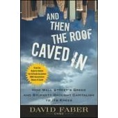 And Then The Roof Caved In de Faber David