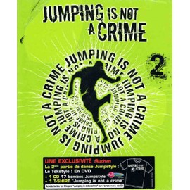 JUMPING IS NOT A CRIME 2 - CD 17 TITRES + DVD LE TEKSTYLE + TEE SHIRT