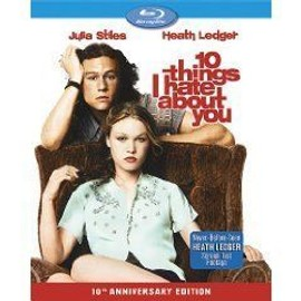 10 Things I Hate About You Blu Ray Import