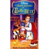 Le Monde Magique De La Belle Et La Bete de Walt Disney