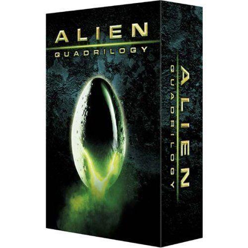 Coffret Alien - Quadrilogy - Edition Spéciale limitée Fnac
