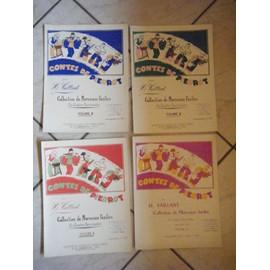 Contes de Pierrot collection de morceaux faciles en 4 fasicules.