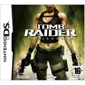 Lara Croft Tomb Raider Underworld - Ensemble Complet - Nintendo Ds