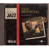 Les Ann�es 20 / Les G�nies Du Jazz - Louis Armstrong