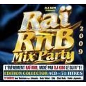 Best Of Ra� Rnb Mix Party 2009 - Collectif