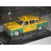 Checker Taxi San Francisco 1980 Usa Altaya Ixo United States 1/43
