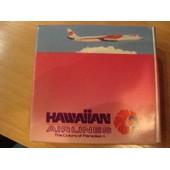 Douglas Dc-8 1/600 Schabak Hawaiian Airlines