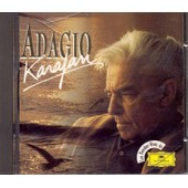 Adagios Celebres Vol. 1 : Oeuvres D'albinoni, Bach, Vivaldi, Mozart - Herbert Von Karajan
