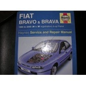 Fiat Bravo And Brava (1995-2000) Service And Repair Manual de A K Legg