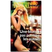 Une Blonde Pas Comme Les Autres de fr�d�ric mancini