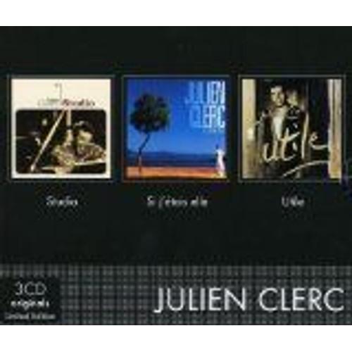 COFFRET 3 CD : STUDIO - SI J'ETAIS ELLE - UTILE