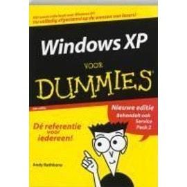 Rathbone, A: Windows XP voor Dummies - A. Rathbone
