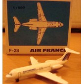 Fokker F-28 Air France