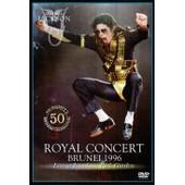 Michael Jackson Royal Concert Live A Brunei Dvd 1996 de Brad Lachman