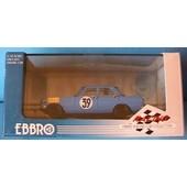 Nissan Prince Skyline #39 Gtb S54b Racing 1964 Japan Gp Ebbro 1/43