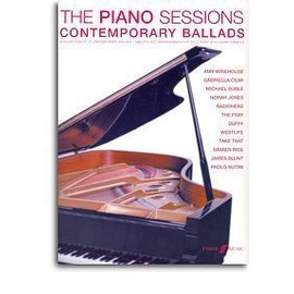 The piano sessions contemporary ballads - Faber