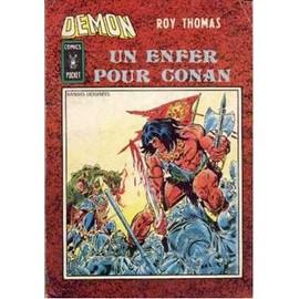 D�mon N� 18, Un Enfer Pour Conan