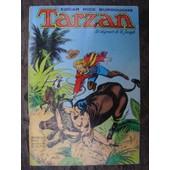 Tarzan N� 61 : L'etrange Monde De Nu