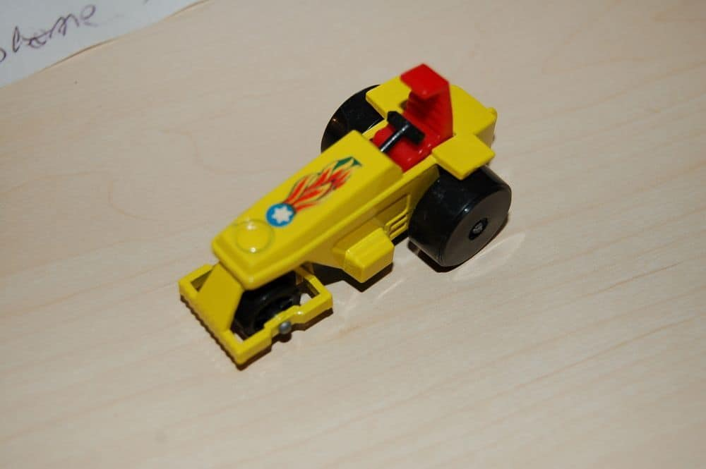 Matchbox Rod Roller N°21