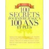 100 Secrets Pour Vivre Jusqu'� 100 Ans Et Plus de ni maoshing