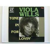 Tune In For Lovin' 1985 France - Viola Wills