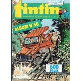 Album De Tintin N�58
