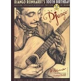 REINHARDT DJANGO 100th ANNIVERSAIRE 81 Thèmes Tab + CD