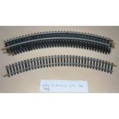 Jouef Rails Courbe Jouef 470 R=325mm