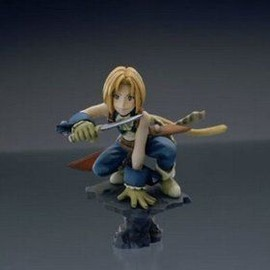 Final Fantasy - Trading Arts Vol.2 Figurine Zidane Tribal, 10 Cm