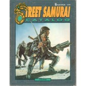 Shadowrun Suppl�ment Vo Street Samurai Catalog