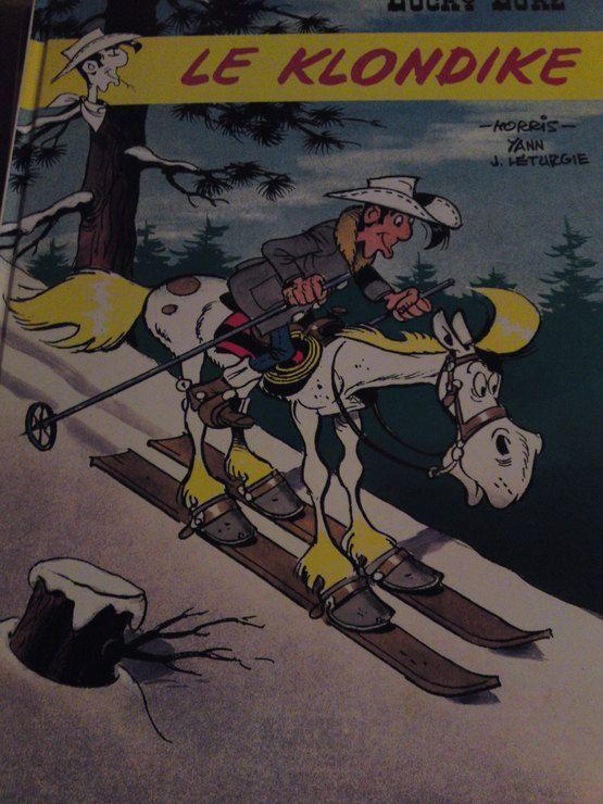 Le Klondike (Lucky Luke) - Éd. France loisirs - 01/01/2006