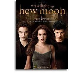 Twilight saga New Moon (the score) - piano - Hal Leonard