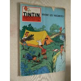 Tintin N� 507 : Vivent Les Vacances !