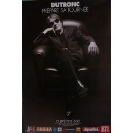affiche de Jacques Dutronc - 120x80 cm