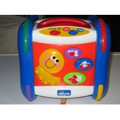 Cube Musical Chicco