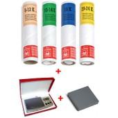 Tester L'or - Test Or - Testeur Or 4 Reactifs Metaux Precieux Pour Tester L'or + Pierre De Touche + Balance De Pr�cision 0,1 � 500 Grammes