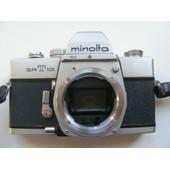 Minolta SRT 101 - Appareil Photo Reflex Argentique