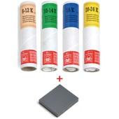 Tester L'or - Test Or - Acide Testeur Or 4 Reactifs Metaux Precieux Pour Tester L'or + Pierre De Touche