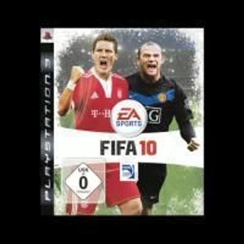 Sony PS3 Game: Fifa 10 Altersfreigabe: freigegeben without Altersbeschränkung gemäß
