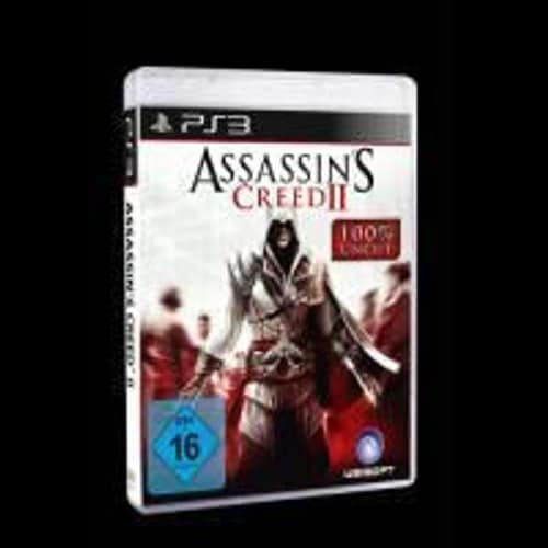 ASSASSIN'S CREED 2 [IMPORT ALLEMAND] [JEU PS3]