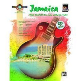 Guitar atlas : Jamaica (+ 1 CD) - guitare - Alfred