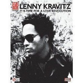 Lenny Kravitz : it is time for a love revolution - chant + guitare - Hal Leonard