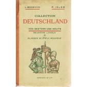 Von Gestern Und Heute - Deuxi�me Langue Ii - Classe De 3e B Et Moderne - Collection Deutschland de L. Bodevin