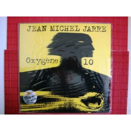OXYGENE PART 10 REMIXES POCHETTE JAUNE