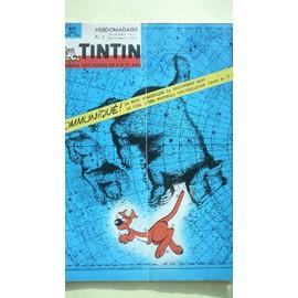 Tintin N� 857 : Le Journal Des Jeunes De 7 � 77 Ans