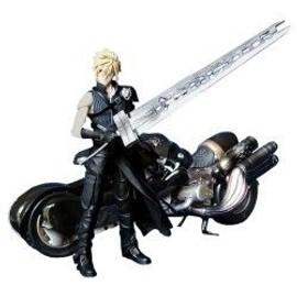 Final Fantasy - Final Fantasy Vii Advent Children : Cloud & Fenrir