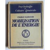 Mobilisation De L'�nergie de charles baudouin