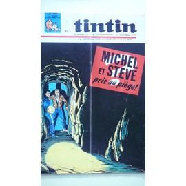 Tintin N� 889 : Le Journal Des Jeunes De 7 � 77 Ans